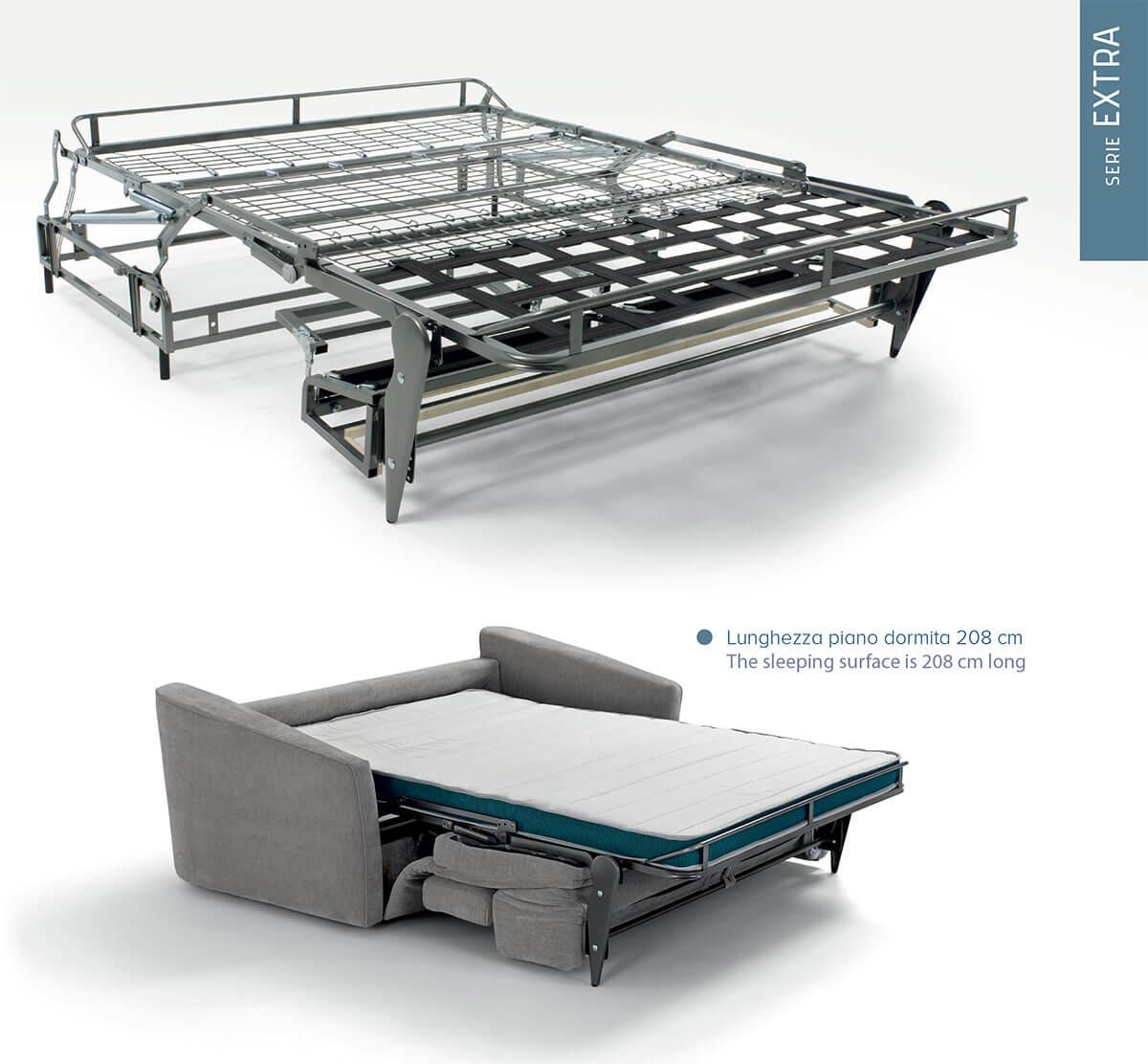 Table De Ping Pong Transformable extra smart piede 8 - altaflex
