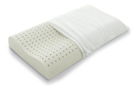 Pillow Memory Foam Wave ortocervicale with Aloe Vera Removable Ergonomic